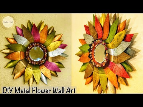 DIY Wall Hanging Crafts | milk can recycle ideas | Wall Hanging Craft Ideas diy | diy wall decor