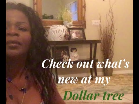 Dollar Tree Haul! What's New At My Dollar Tree DIY Home Decor Creating Elegance For Less 2018