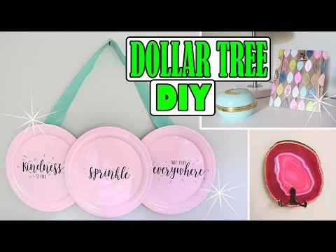 Dollar Tree DIY Room Decor Wall Art