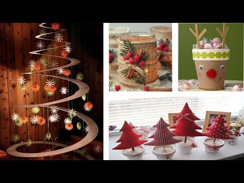 DIY Christmas Decor! Easy Fast DIY Christmas & Winter Ideas for Teenagers #11