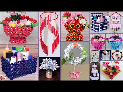 19 News Paper !! Craft Idea ! DIY Room Decor 2019 || DIY Projects !!!