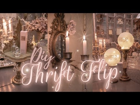 THRIFT FLIP – Amazing Diy home decor ideas – Magical, French, Vintage, Whimsical