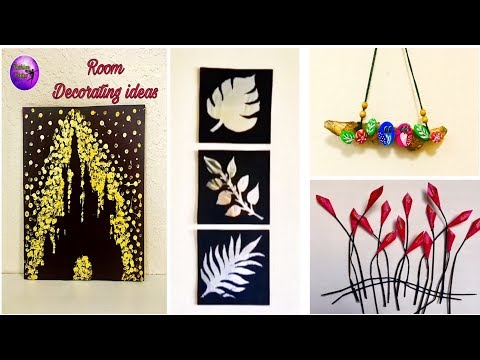 4 Easy DIY – Room decor ideas – Must try | Fashion pixies | Diy home decor