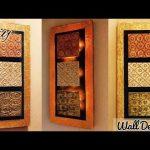 Diy Wall Hanging Craft Ideas | Diy Unique Wall hanging | Diy Wall Decor | Wall Hanging Craft Ideas