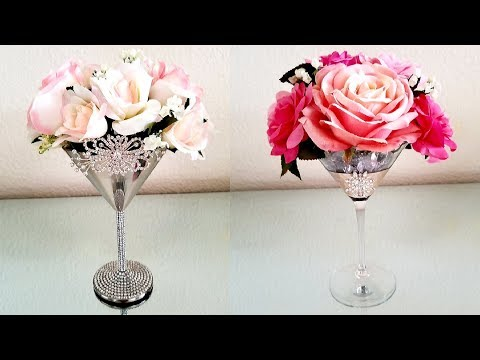 INEXPENSIVE DIY   GREAT FOR ANY EVENT SETTING   HOME DECOR   QUICK AND EASY DIY