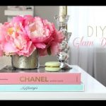 DIY Room Decorations For A Girly Office, Makeup room, Vanity  – MissLizHeart