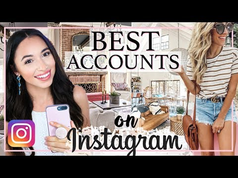 HOME DECOR, BEAUTY, & STYLE IDEAS! WHO TO FOLLOW ON INSTAGRAM! | Alexandra Beuter