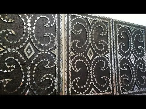 Wall Art #13 | Faux Mirror Wall Art | DIY home decor