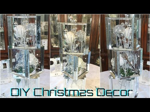 CHRISTMAS DOLLAR TREE DIY | CHRISTMAS DECOR 2018