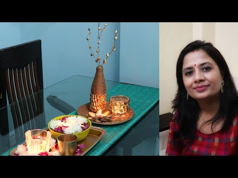 (हिंदी) Last Minute Diwali Decor Ideas – 7 DIY for Home Decoration