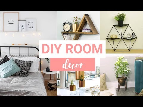 DIY HOME DECOR IDEAS 2018
