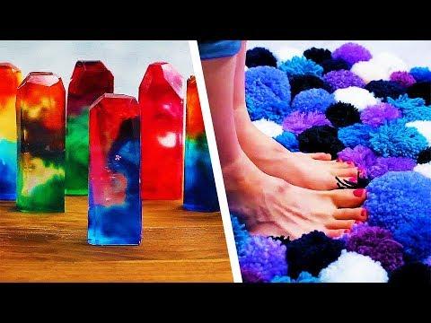 Best Crafts Of 2018 | DIY Friendship Bracelets | DIY Home Decor | Crayon Crafts | Craft Factory