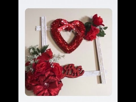 Valentines Day Gifts Ideas DIY Wall Decor Home Decorating Ideas Creating Elegance For Less