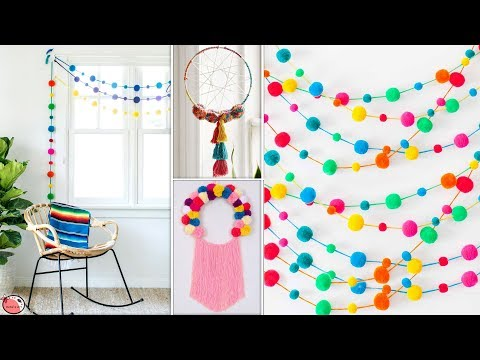 10 Amazing DIY ROOM DECOR 2019 !!! HandmadeThings