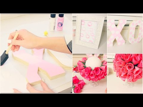 DIY Room Decor Ideas//DIY Home Decor 2016