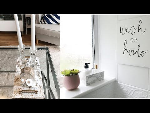 Home Decor 2019| DIY Home Wood Signs and Tray