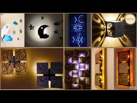 6 Unique Room Decor Ideas| gadac diy| craft ideas| room decorating ideas| diy crafts| diy home decor