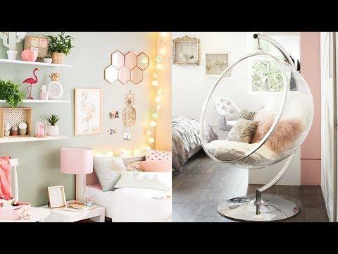 DIY Room Decor! 15 DIY Room Decorating Ideas: DIY Wall Decor, DIY Hacks, DIY Pillows