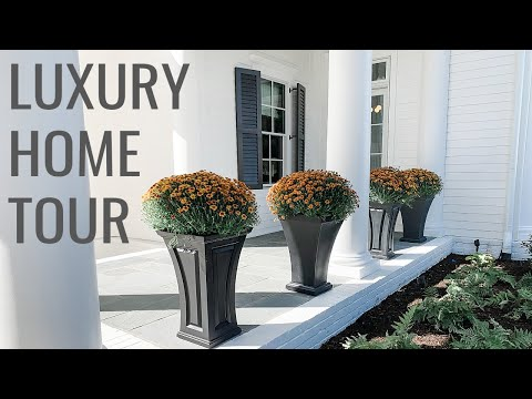 Interior Design | Luxury Homes Tour& Home Decor Ideas