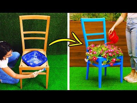 32 Cute DIY Home And Garden Decor Ideas