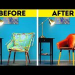 AWESOME FURNITURE RESTORATION HACKS    5-Minute Home Decor Ideas And Repair Hacks!