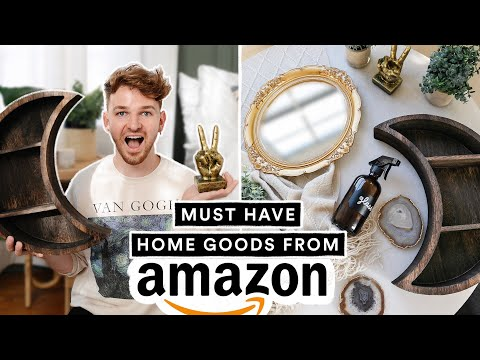 MUST HAVE AMAZON HOME DECOR + DIY HACKS that changed my life!!