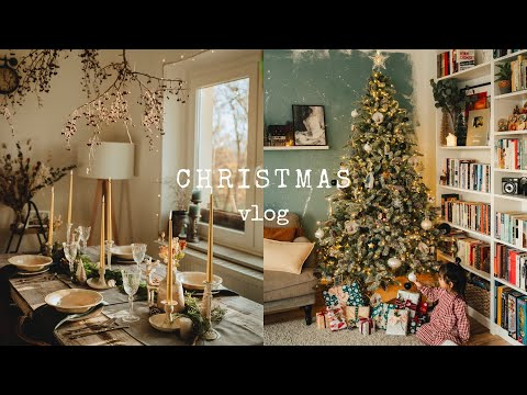 #25 Bring Christmas Home /Christmas Tree & Home Decorating Ideas/ Making Burnt Punch & Cooking {SUB}