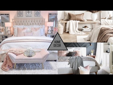 Modern 2021 Trendy Bedroom Home Decor Ideas