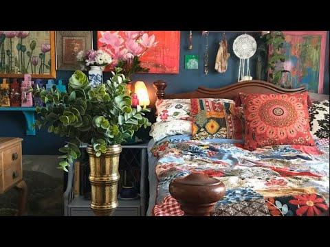 Interior Design | Bohemian Style • Home Decor Ideas
