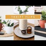 DIY Thrift Flip Home Decor 2021