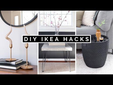 IKEA HACKS | DIY HOME DECOR