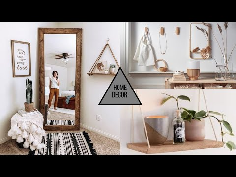 Modern DIY Home Decorating Ideas for 2021