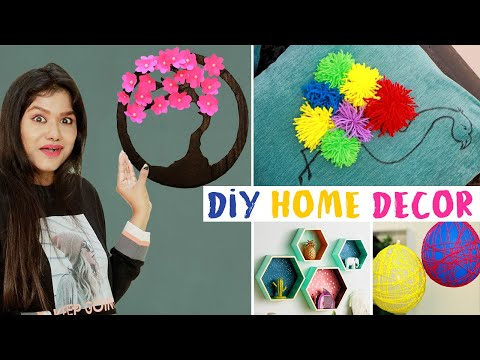 Brilliant DIY Home Decor Ideas & Room Decorating Hacks | DIY ROOM DECORATION