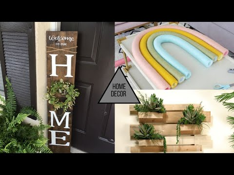 Stylish & Trendy DIY Home Projects Ideas