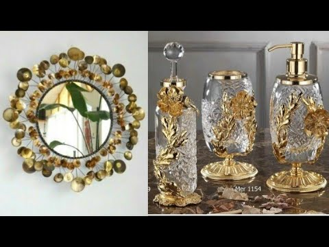 DIY Room Decor   DIY home Decoration Ideas   Wall decoration   DIY Mirror  decor  @ASHI Craft DIYS