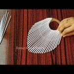 Paper Wall Decoration Ideas-Paper Craft-DIY-Home Decorating Ideas#papercraft#walldecorations#