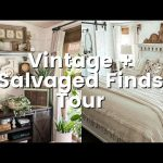 Vintage Decor Home Tour | Thrifty Decorating Ideas on a Budget