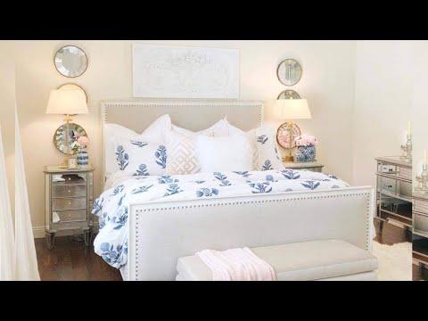 Bedroom Decorating Ideas 2021 / Home Decor Ideas / INTERIOR DESIGN TRENDS 2021