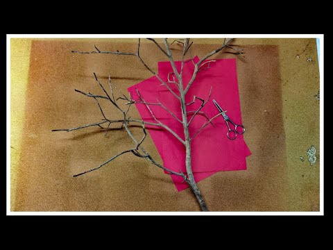 Tree branches decoration ideas//Home Decorating ideas Step by Step//